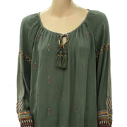 Monsoon Embroidered Tunic Top