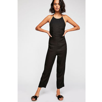 Free People This Is Heaven Jumpsuit Dress S