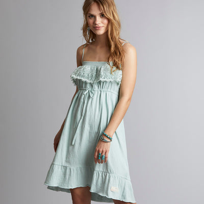 Odd Molly Anthropologie Singoala-La Mini Dress XS