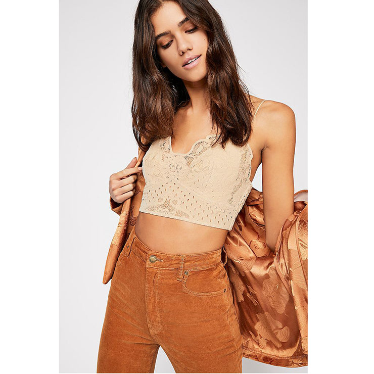 Free People FP One Madonna Bralette S