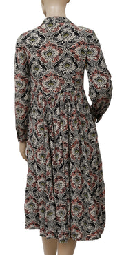 Free People Floral Printed Boho Dress S