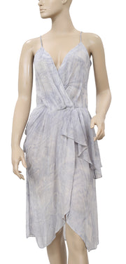 Free People Tie & Dye Sleeveless High low Dress S