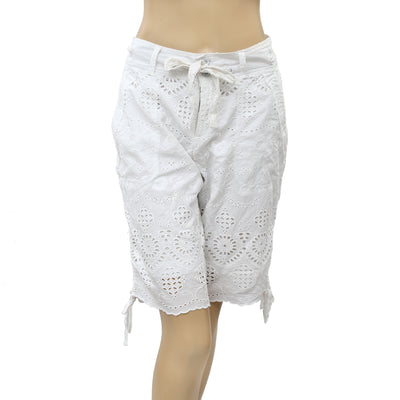 Sundance Everyday Eyelet Shorts P6 S