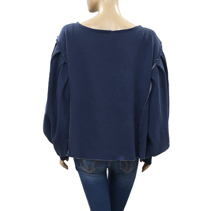 Free People We The Free Rosey Pullover Top