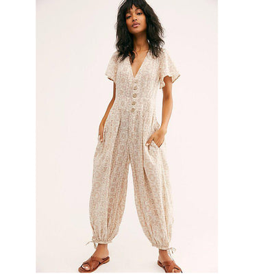 Free People Layla One Piece Jumpsuit