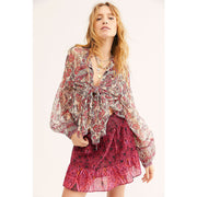 Free People Riviera Mini Skirt