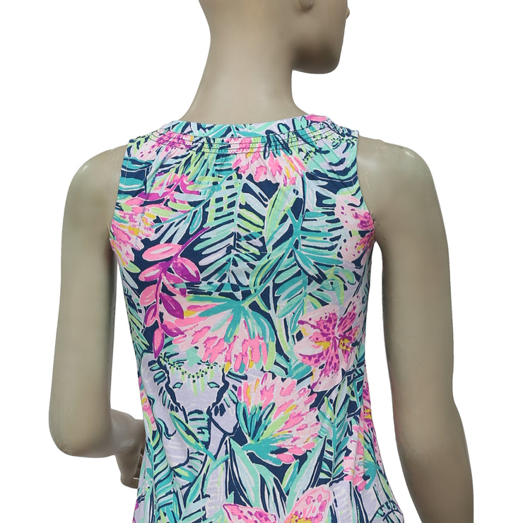 Lilly Pulitzer Essie Sleeveless Printed Top XXS