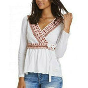 Odd Molly Anthropologie Get-A-Way Blouse Top