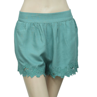 Kimchi Blue Urban Outfitters Cutwork Embroidered Shorts M