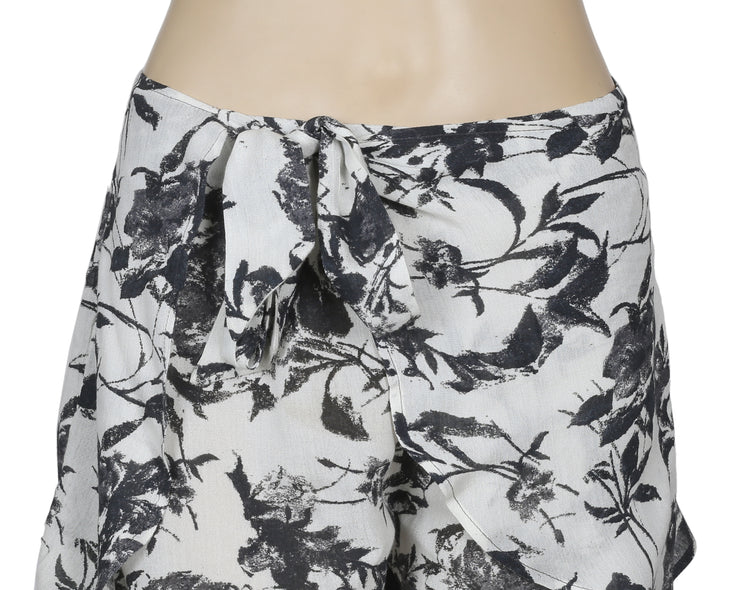Free People Solid Sarong Shorts Large L