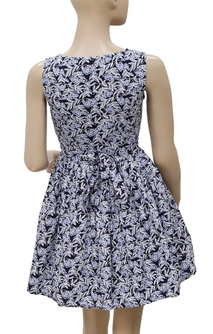 Jack Wills Floral Printed Sleeveless Dress XS 2
