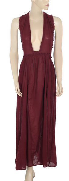 Intimately Endless Summer Gauze Maxi Dress S
