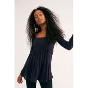 Free People Nitara Tunic Top S