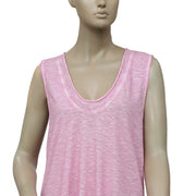 Free People We The Free Bombay Tank Pink Top S