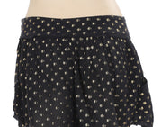 Free People Shimmer Printed Shorts S
