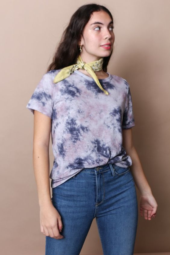 Free People We The free Riptide Tee Blouse Top S