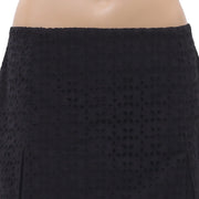 Cooperative Urban Outfitters Cindy Short Eyelet Black Cotton M 10