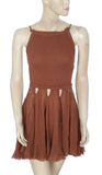 Free People Live For Your Smile Fit & Flare Dress XS