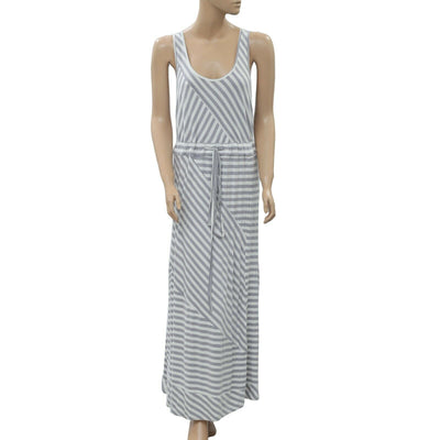 April Cornell Resort Striped Maxi Dress XS/S