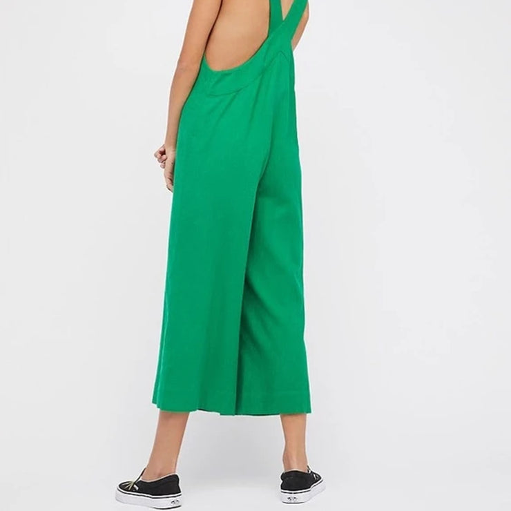 Free People On The Run Jumpsuit L