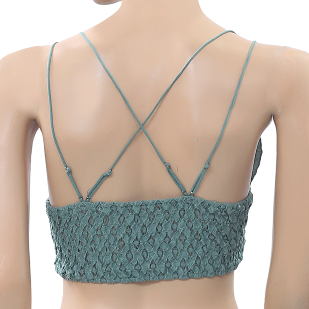 Free People FP One Adella Bralette Crop Top XS