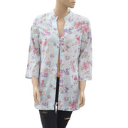 Lilly Pulitzer Floral Printed Tunic Top M