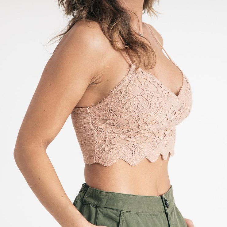 Free People FP One Ilektra Bralette Top