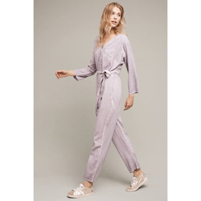 Saturday Sunday Anthropologie Achiever Jumpsuit SP
