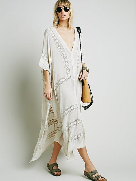 Free People Endless Summer Boom Boom Dress L