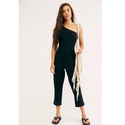 Free People Looking Back Jumpsuit Dress XS 0