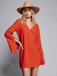Free People Walking The Line Dress M