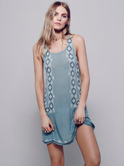 Free People First Blooms Slip Dress S