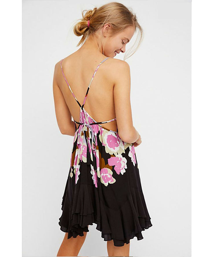 Free People Sweet Lucy Slip Dress XS
