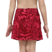 Antik Batik Kids Girl Printed Mini Skirt 4-5 years
