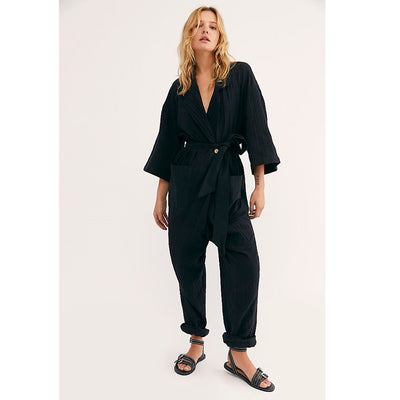 Free People OODT Jumpsuit Dress S