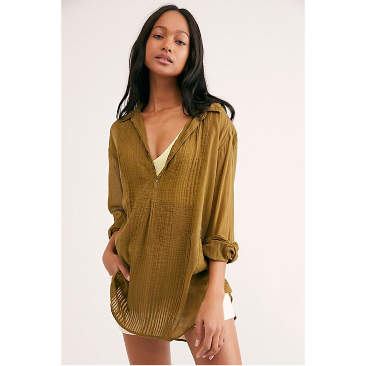 Free People Fp One Waverly Tunic Top
