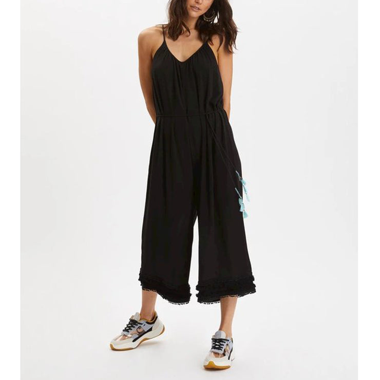 Odd Molly Anthropologie Footloose Jumpsuit Dress S