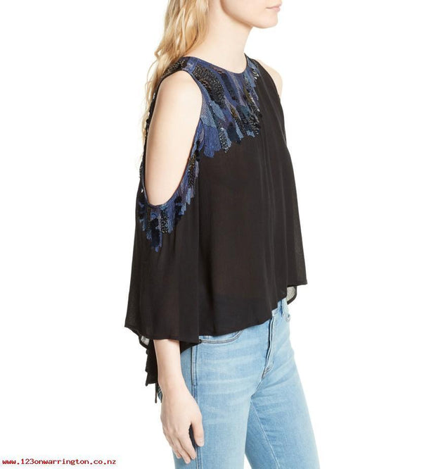 Free People All About You Blouse Top