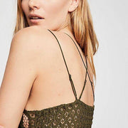 Free People FP One Adella Bralette Crop Top M