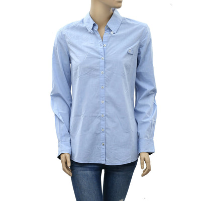 S.oliver Casual Buttondown Shirt Top S