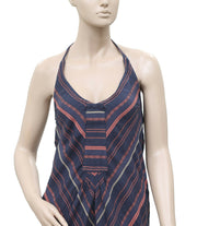 Ecote Urban Outfitters Striped Printed Tunic Dress S