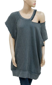 Free People This Isn't Just Any Pullover Tunic Top XS