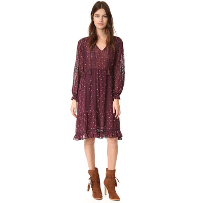 Ulla Johnson Myna Midi Dress S 4