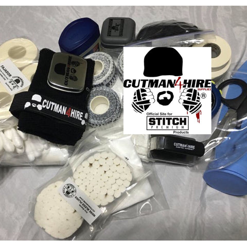 Coach Cutman Specialty Kits/ Cornerman Kits