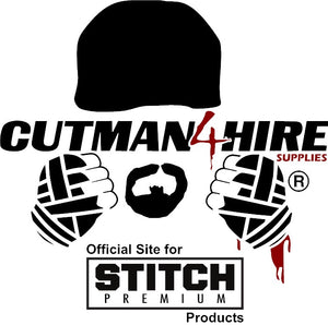 Cutman Supplies, Cutman4hire, Stitch Premium