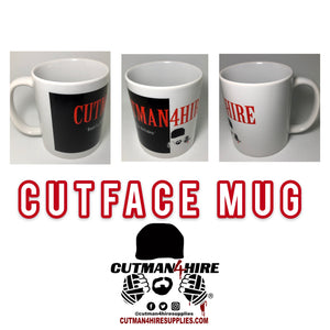 Cutface 11 Oz Coffee Mug