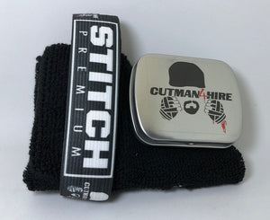 Stitch Premium by Cutman4Hire Utility Wristband