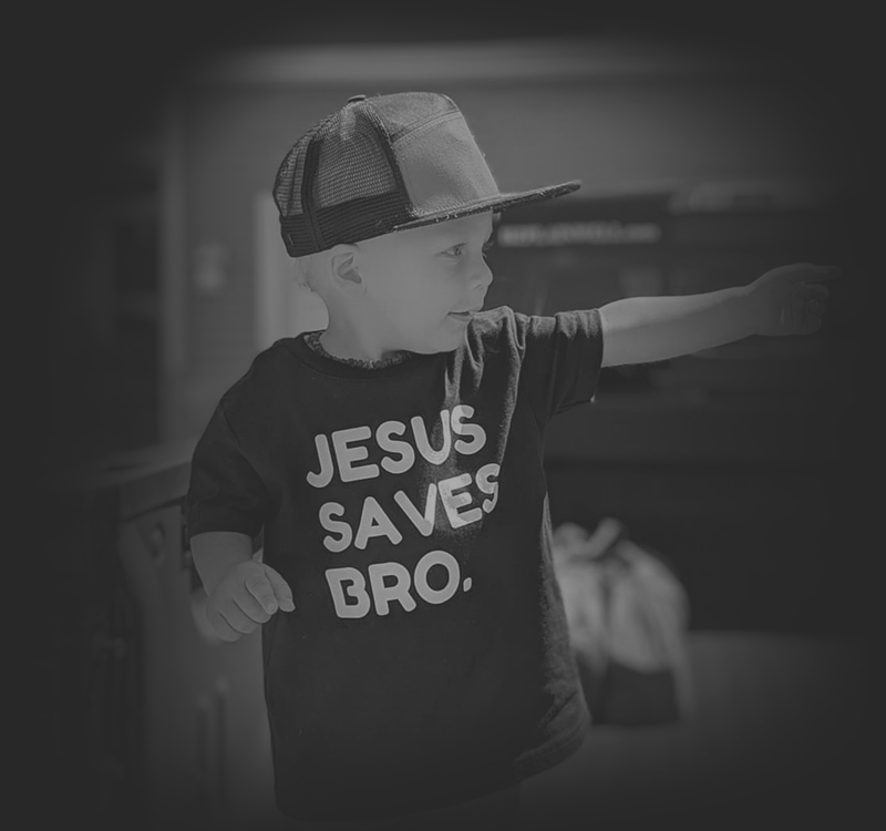Jesus Tees Collection