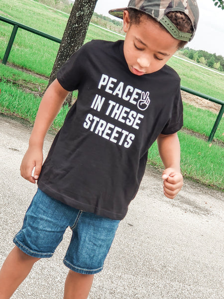 PEACE IN THESE STREETS