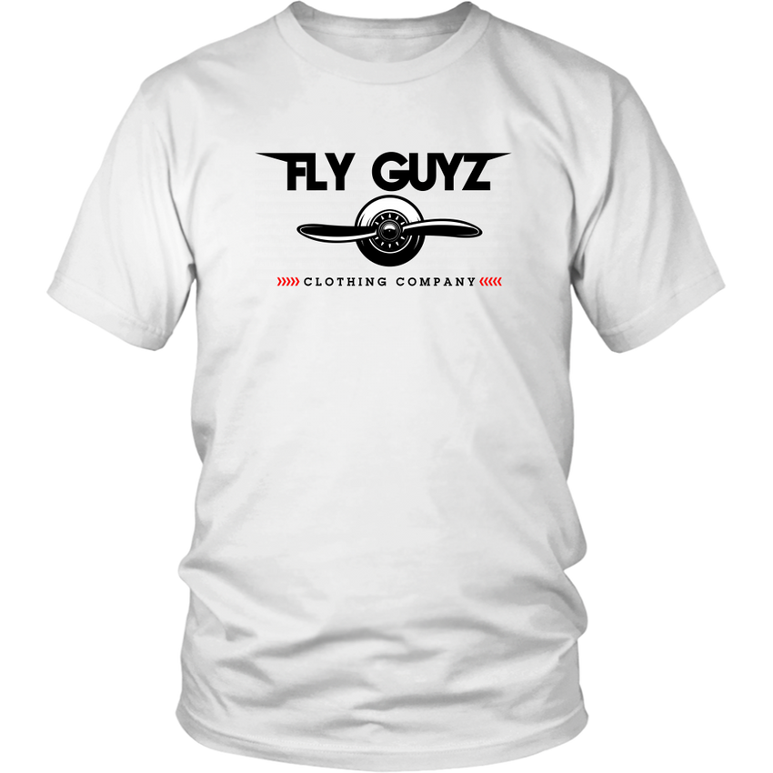 FLY GUYZ CLOTHING TEE- ADULT MEN